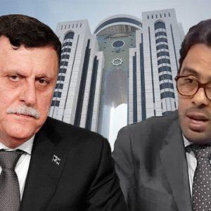 السراج يُصرّ على تعيين «قرقاب» رئيساً للمؤسسة الليبية للاستثمار