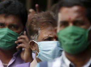 الهند.. أرقام صادمة في إصابة كورونا