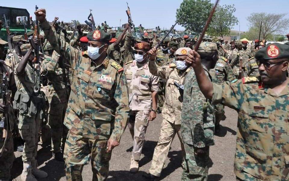 قتلى وجرحى في اشتباكات بين القوات السودانية والإثيوبية