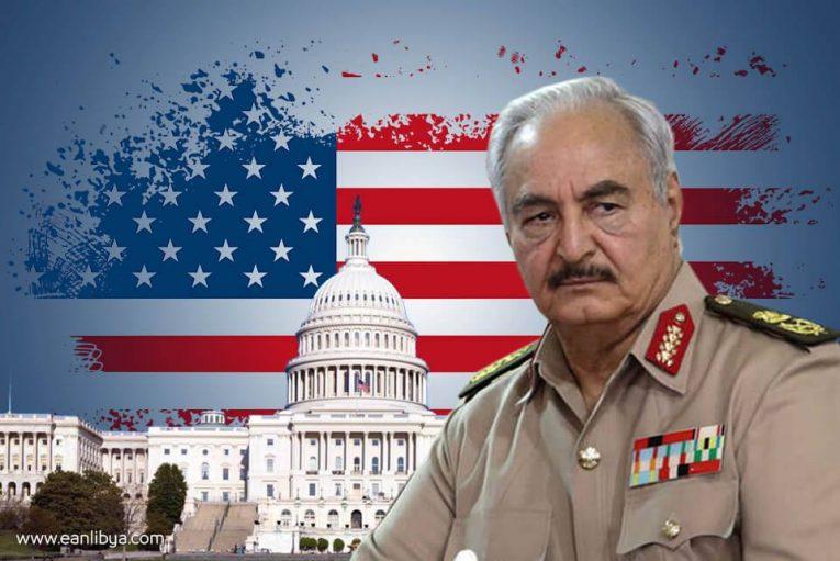 محكمة أمريكية تُصدر أوامر استدعاء بحق حفتر وعدد من قيادات قواته