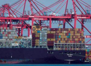 إنكماش تبادل الصين التجاري مع روسيا وأمريكا