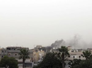 قوات بركان الغضب تصد محاولة تقّدم لعناصر حفتر في مدينة غريان