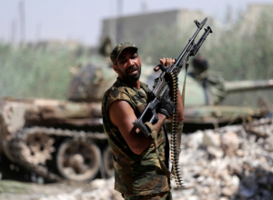 «قنونو» يُوجه رسالة لحملة السلاح ويحثهم على تسليم أنفسهم