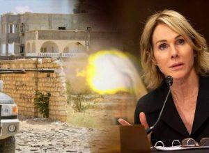 سفيرة الولايات المتحدة تدعو «الأطراف الخارجيّة» لوقف تأجيج الصّراع في ليبيا