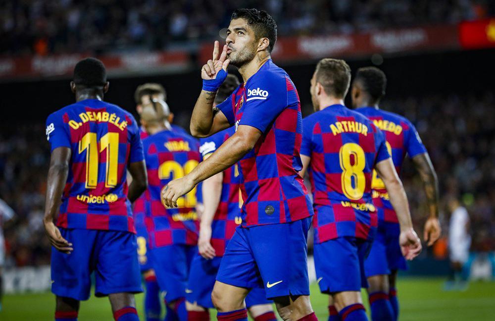 مباراة برشلونة واشبيلية «أداء باهت.. وتعادل مُحبط»