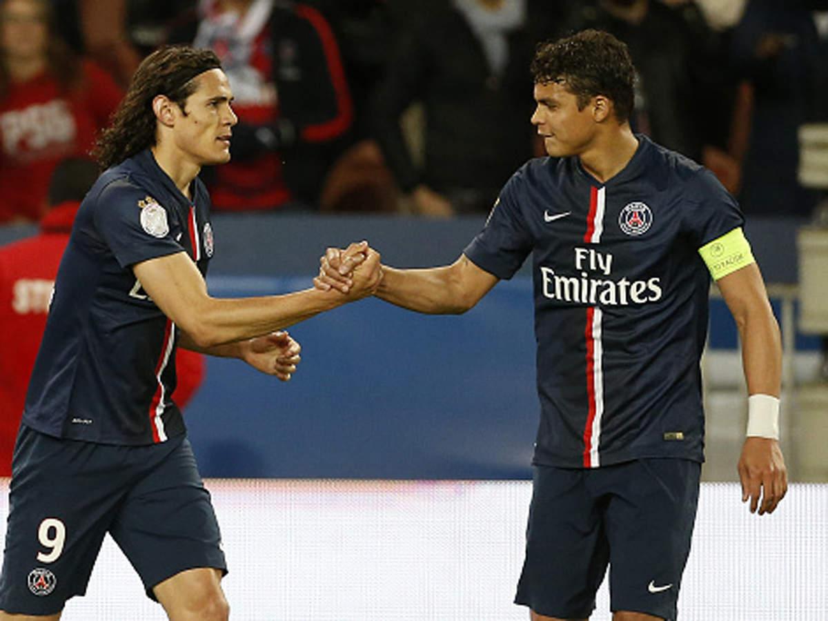 كافاني وسيلفا.. يغادران فريق باريس سان جيرمان
