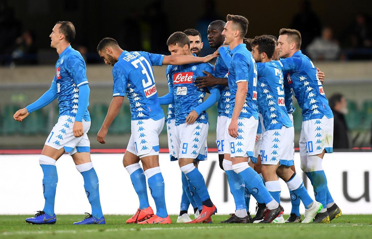 إيطاليا.. مباراة نابولي ويوفنتوس بدون جماهير