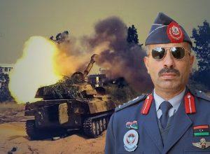 قنونو: قواتنا تُسيطر على كامل الحدود الإدارية لطرابلس الكبرى