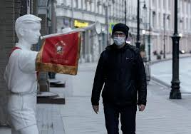 روسيا.. إنخفاض في مُعدل الإصابات الجديّدة