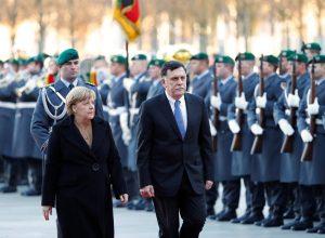 المستشارة الألمانية تُؤكد حرص بلادها على تنفيذ مخرجات مؤتمر برلين