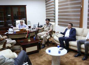 حكومة الوفاق تبحث آليات عودة النازحين الى منازلهم