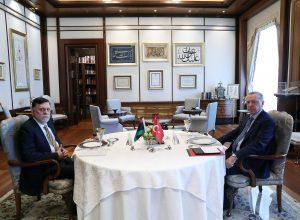 أردوغان: لن نترك الليبيين تحت رحمة الانقلابيين والمرتزقة