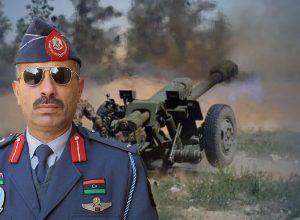 قنونو: سنبسط سلطان الدولة الليبية على كامل ترابها وبحرها وسمائها