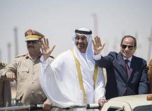 مصر والإمارات تُرحبان باستئناف محادثات وقف إطلاق النار في ليبيا
