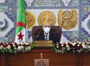الرئيس الجزائري يُعين قائد عسكري جديد لمنطقة حدودية مع ليبيا