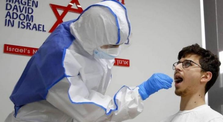 كورونا في إسرائيل.. حصيلة يومية قياسية للإصابات
