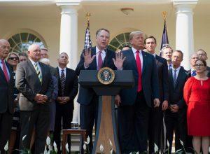 الاتفاق التجاري بين الولايات المتحدة وكندا والمكسيك يرى النور