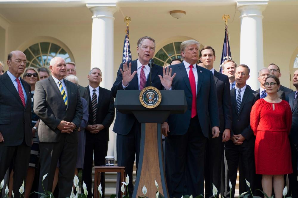 الإتفاق التجاري بين الولايات المتحدة وكندا والمكسيك يرى النور