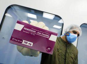 «ريمديسيفير».. أول دواء معتمد أوروبياً لعلاج كوفيد-19
