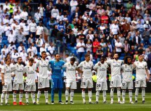فريق ريال مدريد يتخلى عن 5 لاعبين
