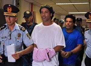 محكمة باراغواي ترفض طلب رونالدينيو