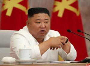 الزعيم كيم يُوجه أمرا قريباً للجنود في كوريا الشمالية