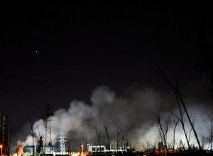 الصين.. انفجار وقع في مصنع للوقود