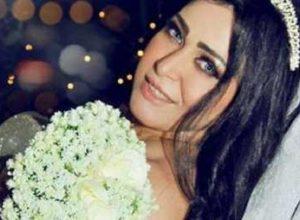 ممثلة شابة تقتل زوجها بزجاجة