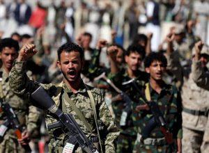 «أنصار الله» يستهدفون قاعدة الملك خالد الجوية