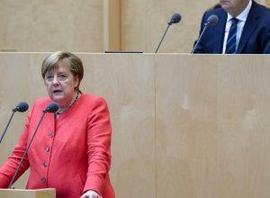 «ميركل» تدعو للاستعداد لانفصال بريطانيا من الاتحاد الأوروبي دون اتفاق