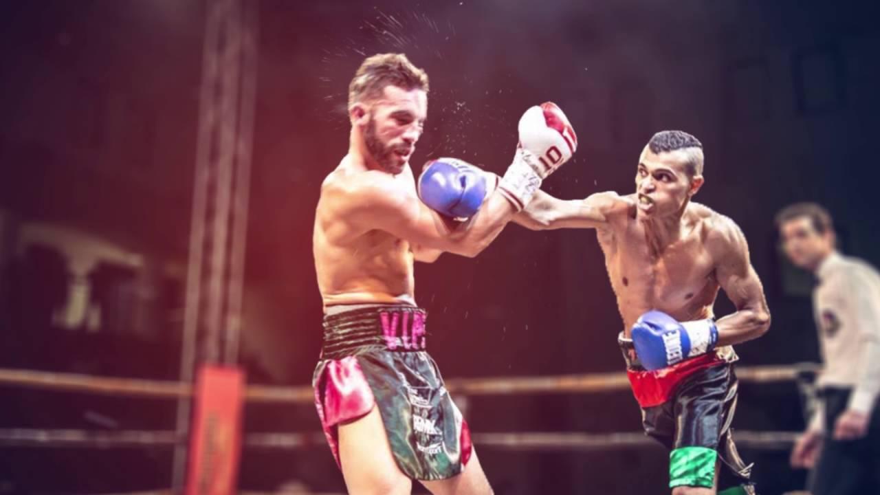 الملاكم الليبي مالك الزناد يواصل التدريبات في مالطا