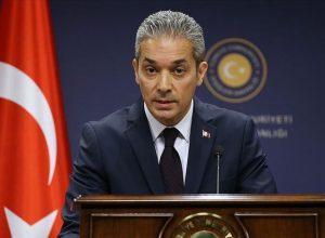 تركيا ترفض إملاءات واشنطن حول «آيا صوفيا»