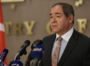 وزير خارجية الجزائر: حل الأزمة في ليبيا سياسي فقط