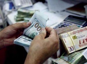 تراجع الدينار الليبي أمام العملات الأجنبية