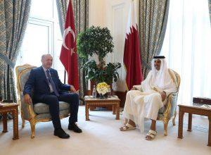 قطر تُشيد بالعلاقات التركية والجهود المبذولة اتجاه ليبيا