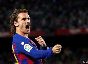 غريزمان.. إصابة قد تنهي موسمه في الدوري الإسباني
