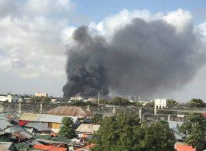 الصومال.. انفجار يهز نقطة تفتيش بميناء مقديشو