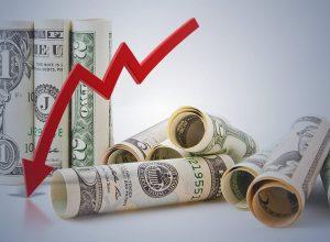 تراجع الدولار أمام الدينار وارتفاع اليورو والإسترليني