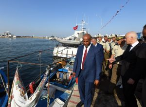 الهجرة غير الشرعية.. محور زيارة الرئيس التونسي إلى صفاقس والمهدية