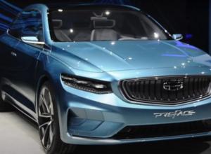 شركة «Geely» الصينية تطور سيارة مميزة