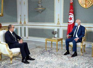 تونس.. «سعيّد» يستعرض مشاورات تكوين الحكومة الجديدة