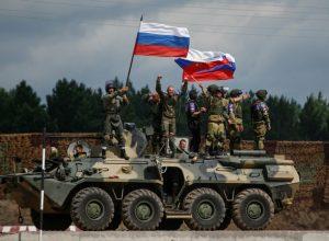 تقرير: روسيا تسعى لإقامة قواعد عسكرية في 6 دول أفريقية