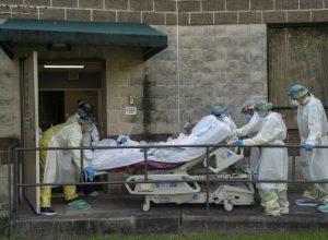 البرازيل.. تتجاوز 100 ألف وفاة بعدد ضحايا فيروس كورونا