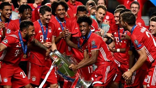 «كومان» أفضل لاعب في نهائي دوري أبطال أوروبا