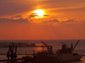 تركيا..  ميناء إسكندرون الدولي بكامل استعداده لدعم لبنان
