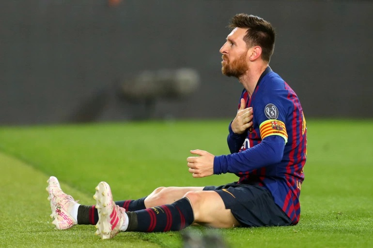 برشلونة يستعد لتطبيق لائحة عقوبات ضد «ميسي»