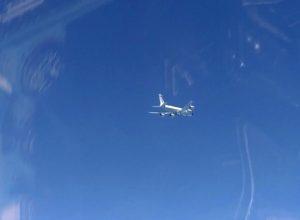 مقاتلة روسية تعترض طائرتي استطلاع أمريكيتين