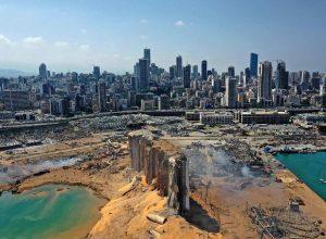تركيا: مستعدون للمساهمة في إعادة بناء مرفأ بيروت