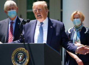 ترامب: لا نعلم الكثير عن اللقاح الروسي لكننا نأمل بأن يكون فعالا «كورونا»