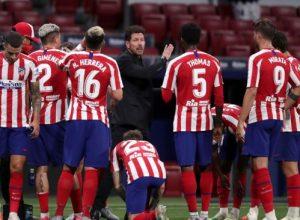 كورونا.. اصابة فردين في صفوف نادي «أتلتيكو مدريد» الإسباني